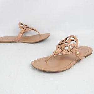 Tory Burch Miller Blush/Make Up Sandals Sz 9.5
